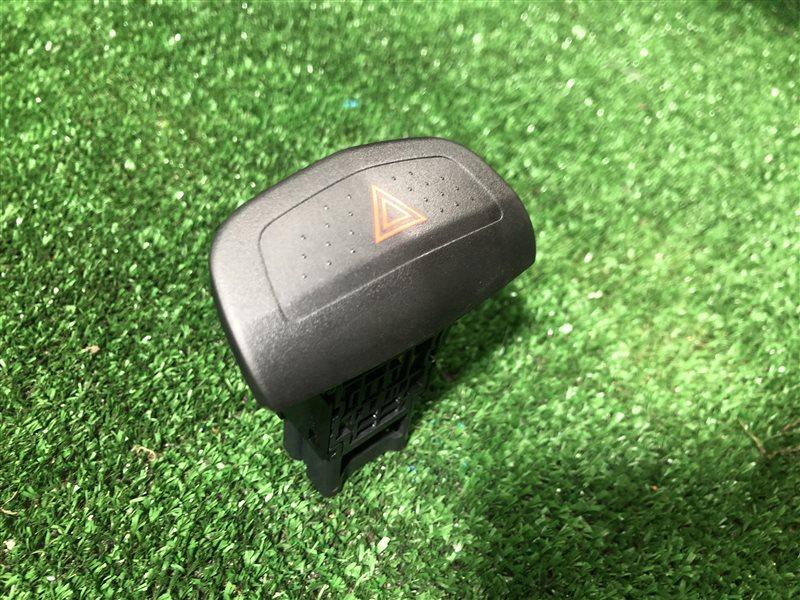 Кнопка аварийной сигнализации Nissan Primera HP12 QR20DE (б/у)