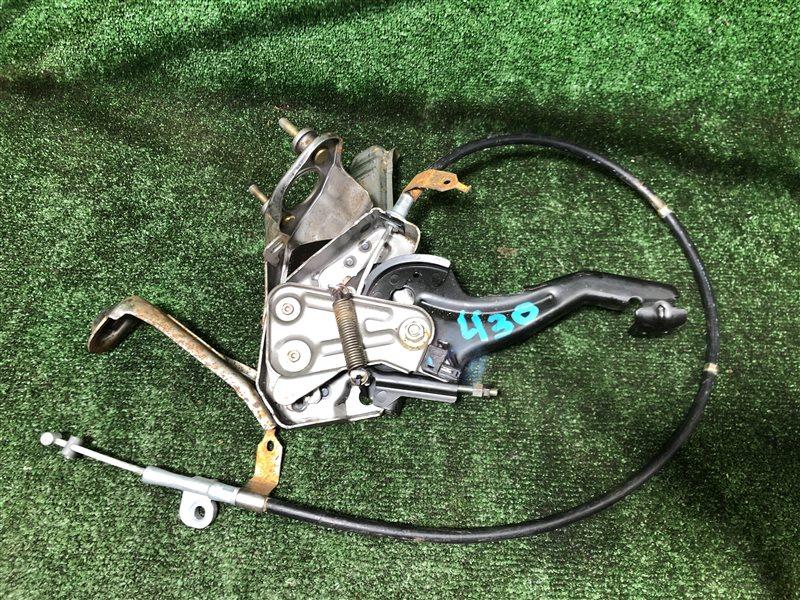 Педаль ручника Toyota Vista Ardeo SV55 AZV50 AZV50G AZV55 AZV55G SV50 SV50G SV55G ZZV50 ZZV50G 3SFE (б/у)