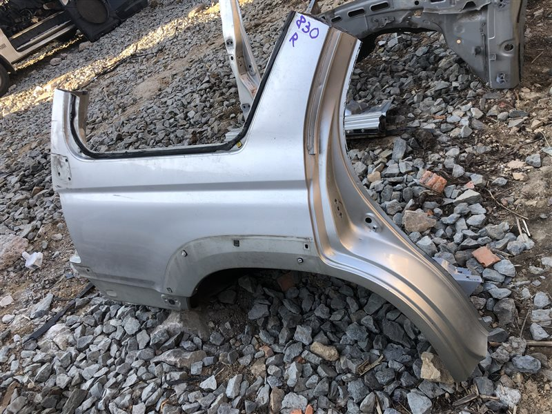 Крыло Toyota 4Runner KZN185 RZN185 VZN185 KDN185 KDN185W KZN185G KZN185W RZN185W VZN185W 1KZTE заднее правое (б/у)