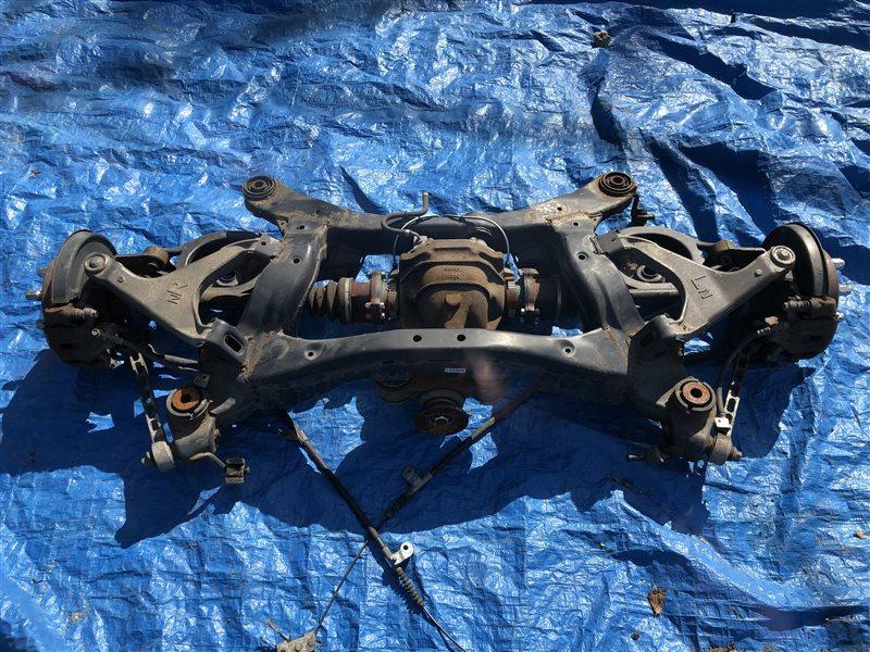 Балка подвески Nissan Cedric HY34 VQ25DD задняя (б/у)