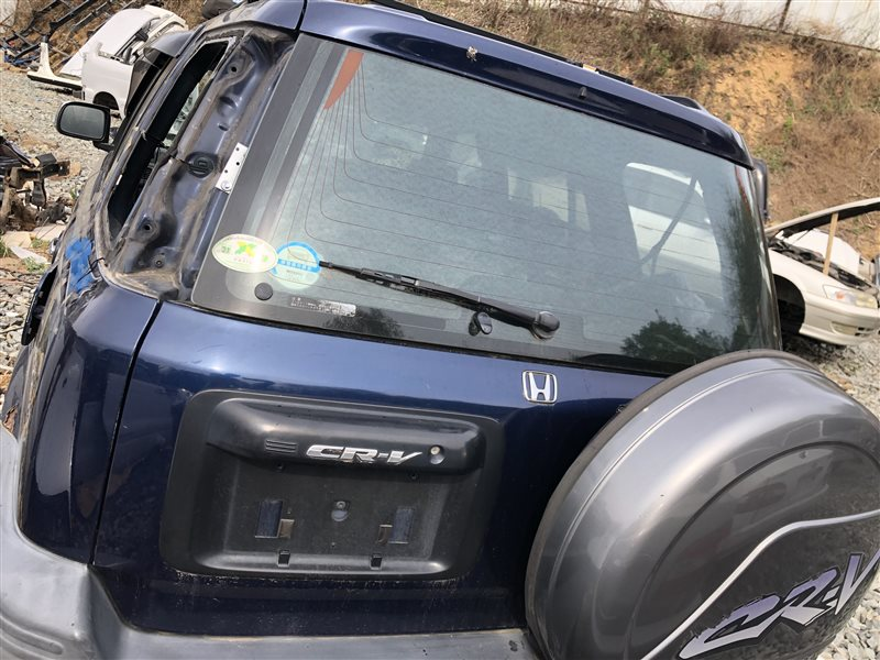 Дверь багажника Honda Cr-V RD1 B20B нижняя (б/у)
