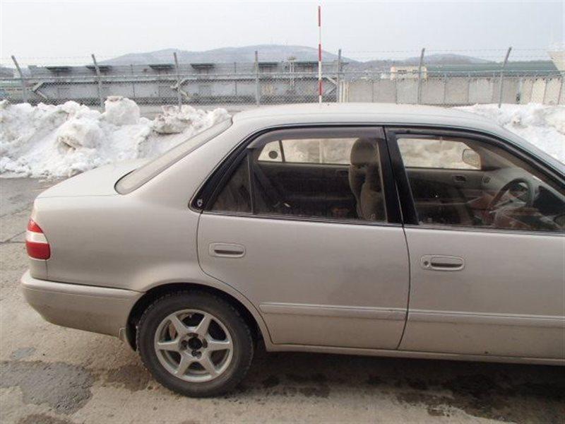 Дверь Toyota Corolla AE110 4AFE задняя правая (б/у)