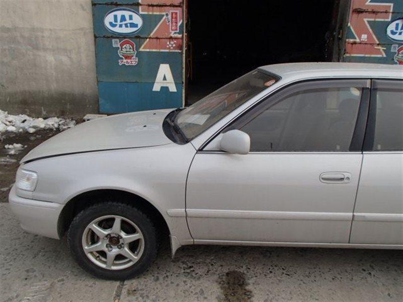 Дверь Toyota Corolla AE110 4AFE передняя левая (б/у)