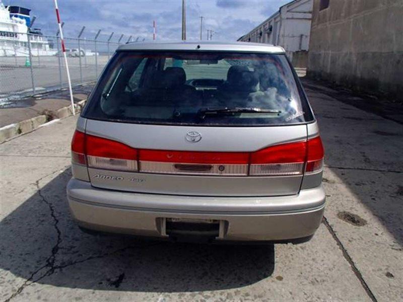 Дверь багажника Toyota Vista Ardeo AZV50 3SFE задняя (б/у)