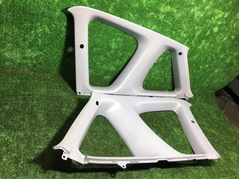 Обшивка багажника Toyota Ipsum CXM10 3SFE задняя верхняя (б/у)