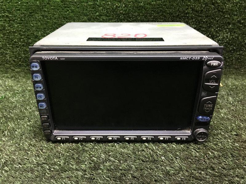 Магнитола Toyota 4Runner KZN185 1KZT (б/у)