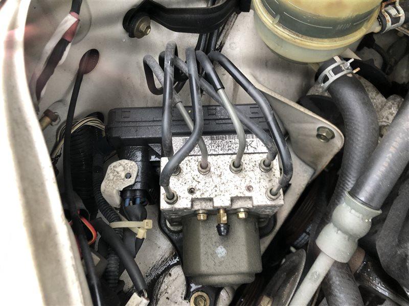 Насос abs Toyota Tercel EL40 5EFE (б/у)