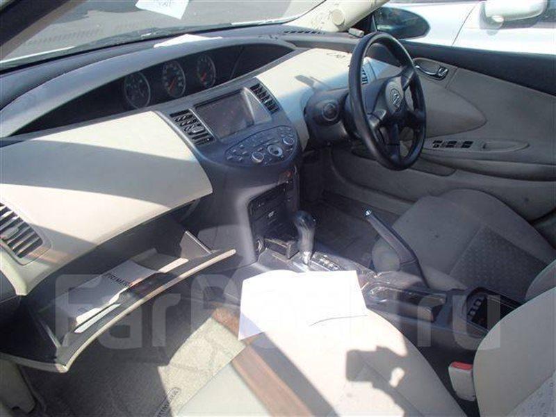 Торпедо Nissan Primera HP12 QG18DE (б/у)