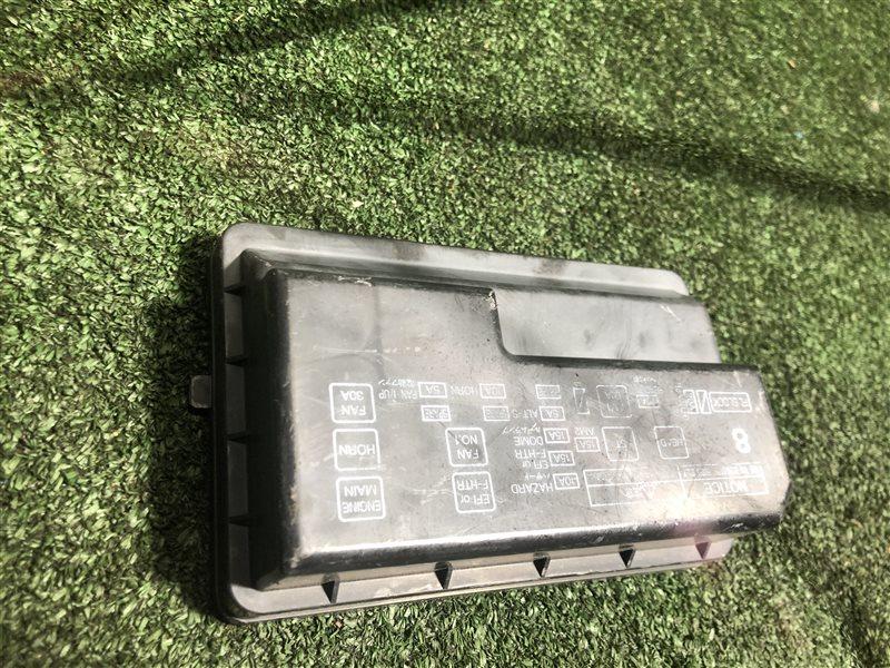 Крышка блока предохранителей Toyota Sprinter AE110 5AFE (б/у)