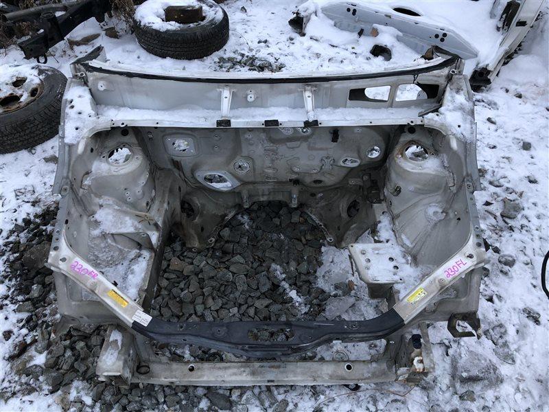 Передняя часть автомобиля Toyota Raum EXZ10 5EFE передняя (б/у)