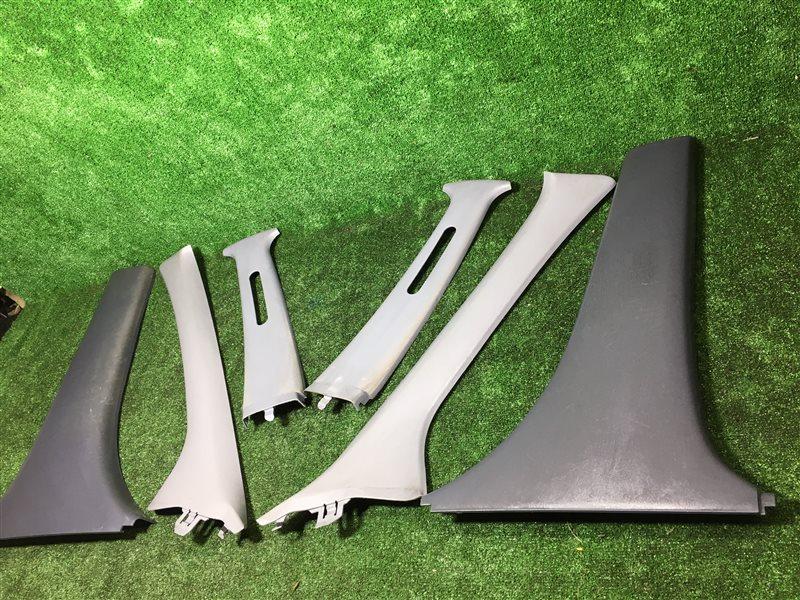 Обшивка салона Toyota Ipsum CXM10 SXM10 CXM10G SXM10G SXM15 SXM15G 3CTE (б/у)