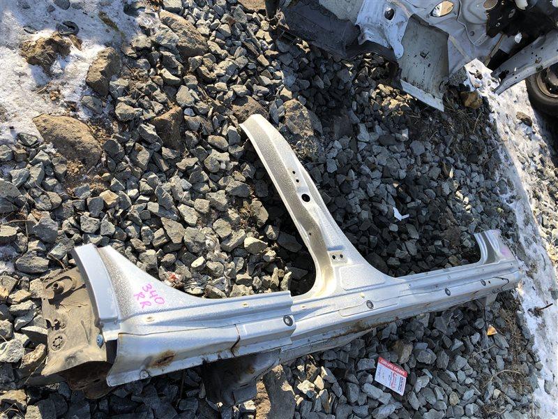 Порог кузова Toyota Vista Ardeo AZV50 3SFE правый (б/у)