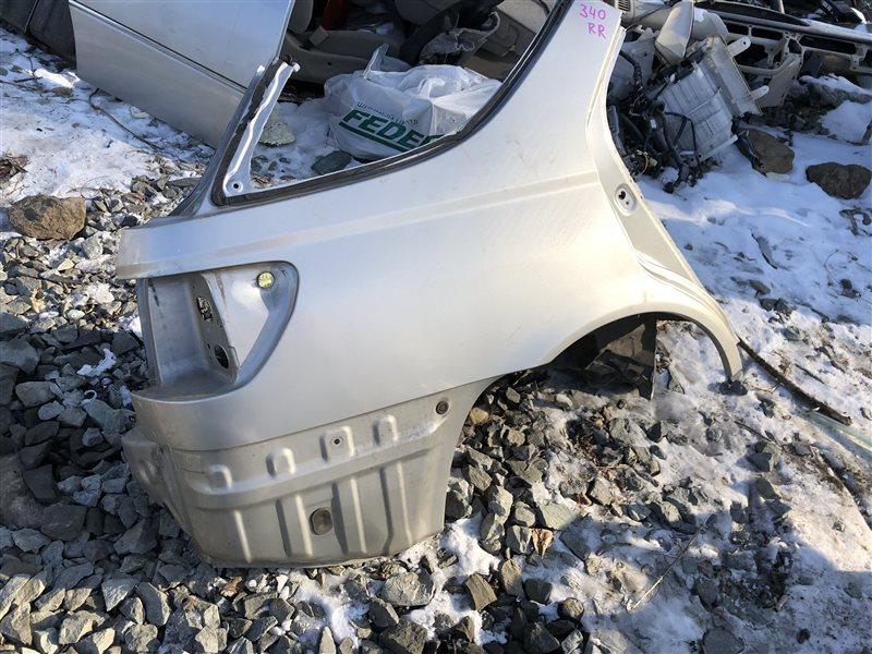 Крыло Toyota Vista Ardeo AZV50 3SFE заднее правое (б/у)