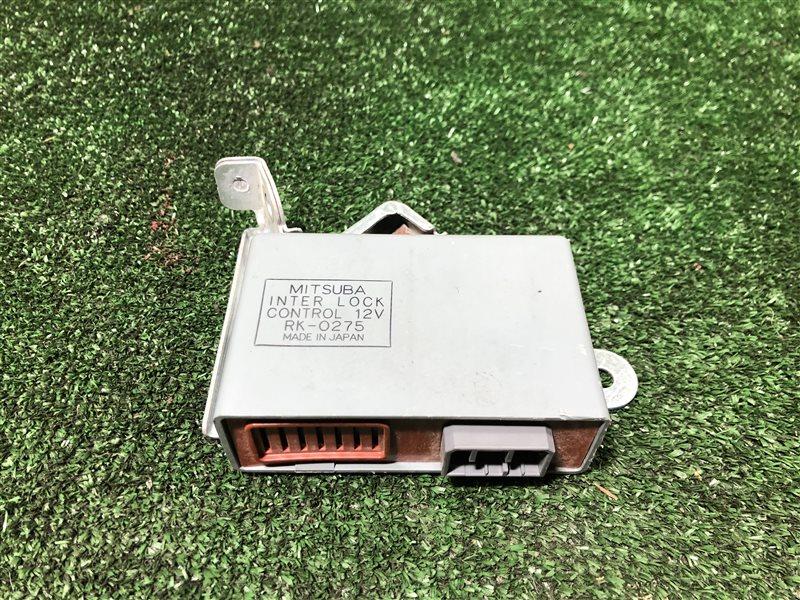 Блок управления Nissan Cedric ENY34 RB25DET (б/у)