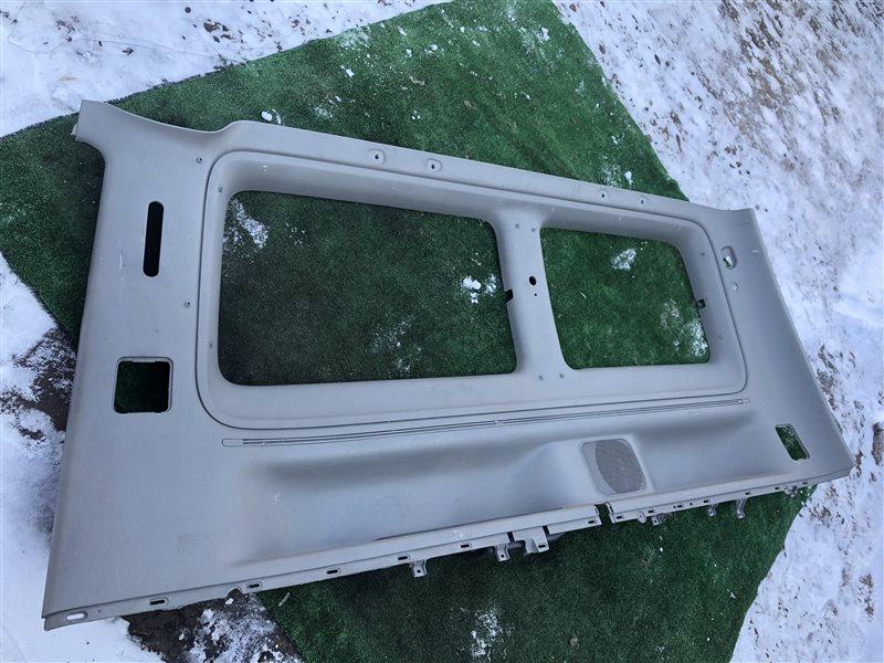 Обшивка салона Toyota Lite Ace Noah CR50 CR40 CR40G CR42 CR50G CR52 KR42 KR52 SR40 SR40G SR50 SR50G 3CTE задняя правая (б/у)
