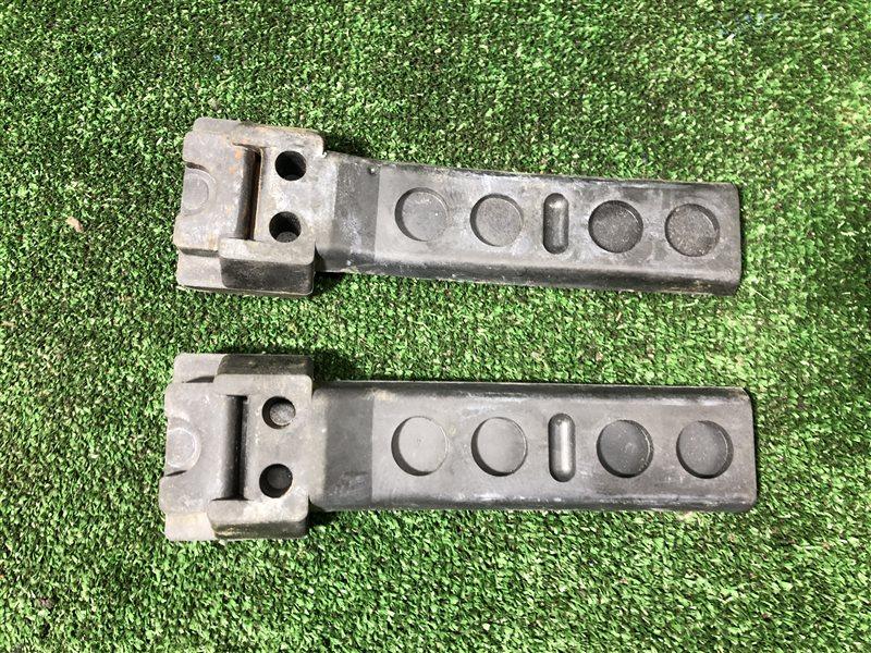 Крепление сидений Toyota Lite Ace Noah CR50 SR50 CR40 CR40G CR50G SR40 SR40G SR50G 3CTE заднее (б/у)