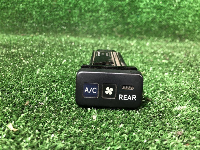 Кнопка включения заднего отопителя Toyota Lite Ace Noah SR50 CR40 CR40G CR50 CR50G SR40 SR40G SR50G 3CTE (б/у)