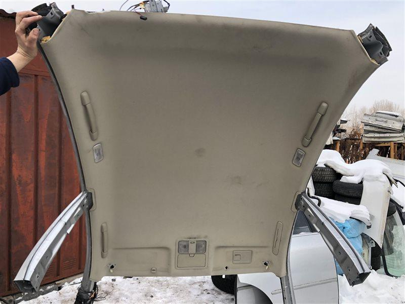 Обшивка потолка Nissan Skyline V35 HV35 NV35 PV35 VQ25DD (б/у)