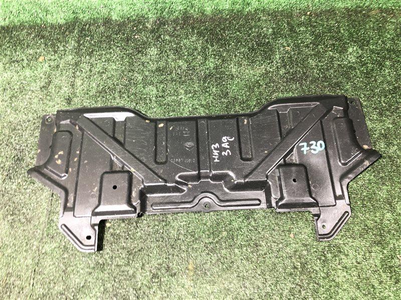 Защита двс Nissan Skyline V35 HV35 PV35 HM35 M35 PM35 VQ25DD (б/у)