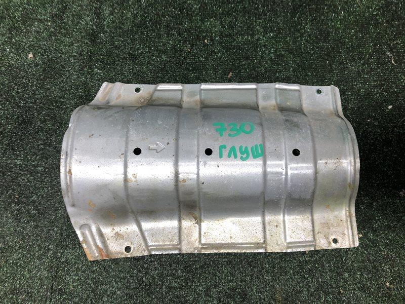 Тепловая защита глушителя Nissan Skyline V35 HV35 PV35 HM35 M35 PM35 VQ25DD (б/у)