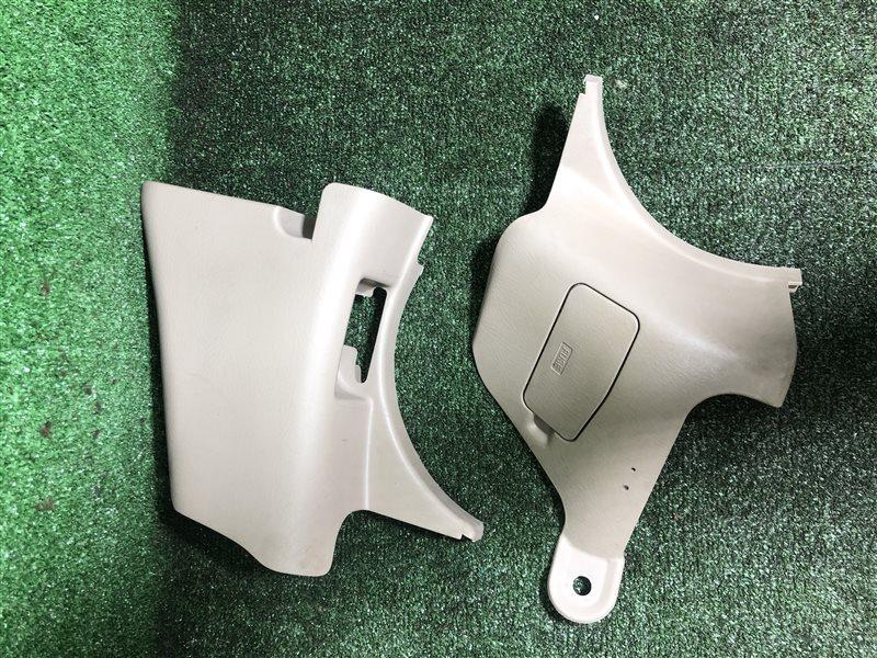 Обшивка салона Honda Odyssey RA7 GH-RA6 GH-RA7 LA-RA6 LA-RA7 F23A передняя нижняя (б/у)