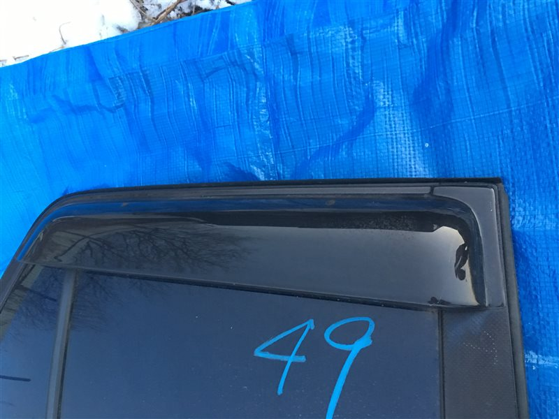 Ветровик Toyota Hilux Surf GRN215 1GRFE задний правый (б/у)