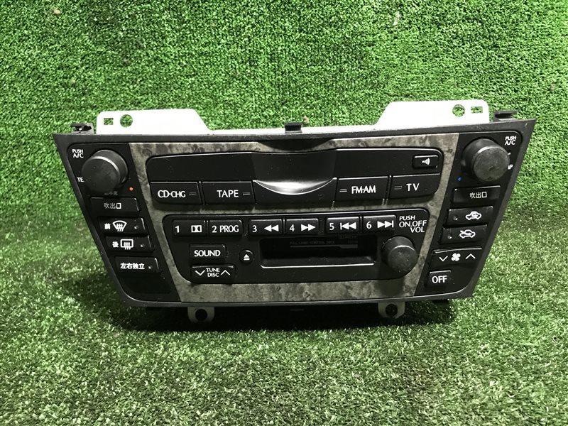 Магнитола Nissan Gloria ENY34 VQ25DD (б/у)