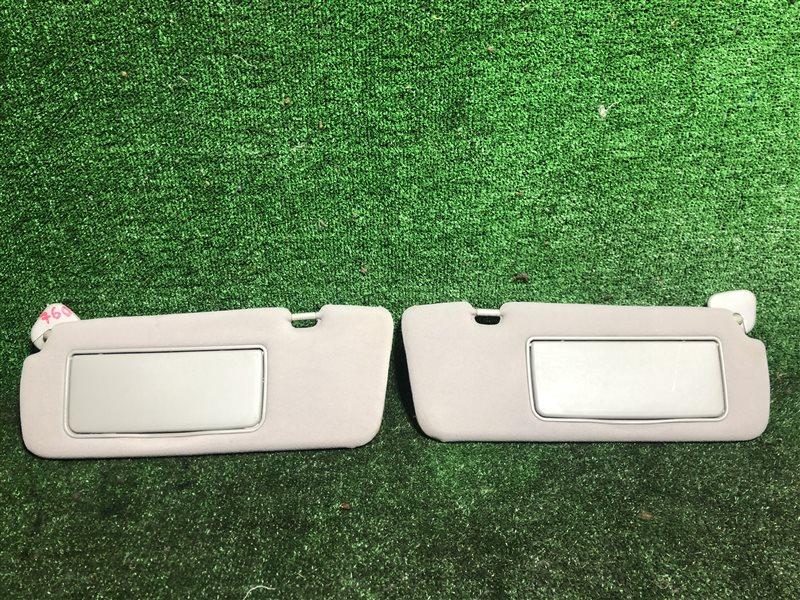 Козырек солнцезащитный Toyota Mark Ii Wagon Qualis MCV21 MCV20 MCV20W MCV21W MCV25 MCV25W SXV20 SXV20W SXV25 SXV25W 2MZFE (б/у)