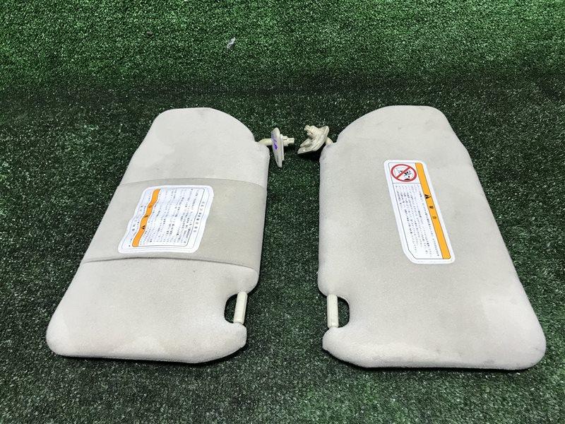 Козырьки солнцезащитные Nissan Gloria ENY34 VQ25DD (б/у)