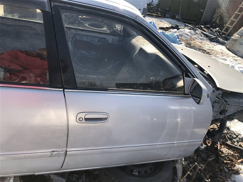Дверь Toyota Corolla AE110 AE114 AE111 AE112 AE115 CDE110 CE110 CE113 CE114 CE116 EE110 EE111 WZE110 ZZE111 ZZE112 4AFE передняя (б/у)