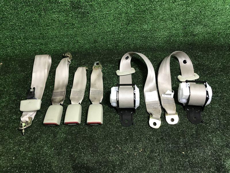 Ремень безопасности Nissan Skyline V35 HV35 NV35 PV35 HM35 M35 NM35 PM35 PNM35 VQ25DD задний (б/у)