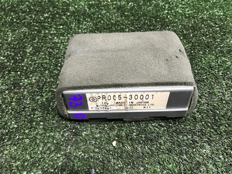 Блок управления парковкой Nissan Skyline V35 CPV35 HV35 NV35 PV35 VQ25DD (б/у)