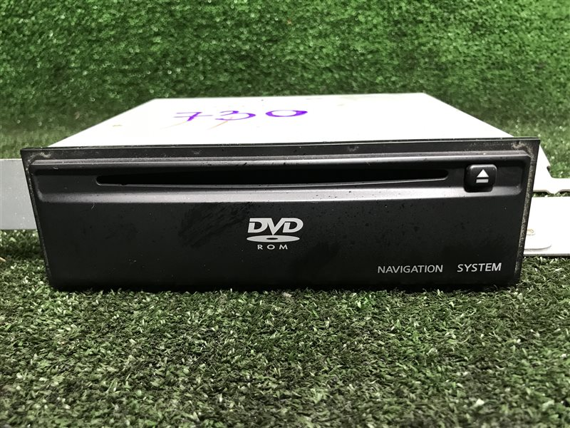 Dvd-ченджер Nissan Skyline V35 CPV35 HV35 NV35 PV35 HM35 M35 NM35 PM35 PNM35 VQ25DD (б/у)