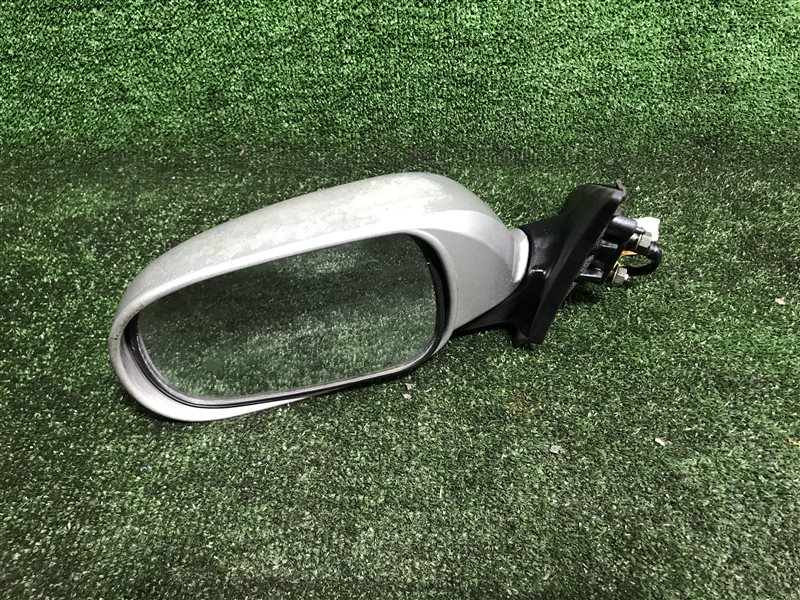 Зеркало заднего вида боковое Nissan Skyline V35 HV35 NV35 PV35 HM35 M35 NM35 PM35 PNM35 VQ25DD левое (б/у)