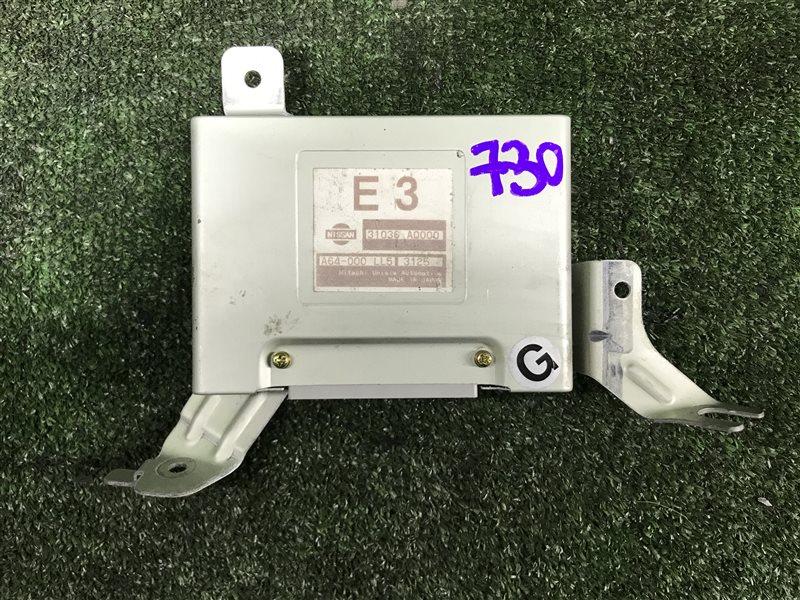 Блок управления акпп Nissan Skyline V35 M35 VQ25DD (б/у)