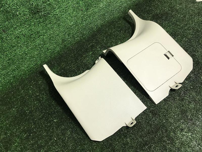 Обшивка салона Nissan Skyline V35 CPV35 HV35 NV35 PV35  HM35 M35 NM35 PM35 PNM35 VQ25DD передняя нижняя (б/у)