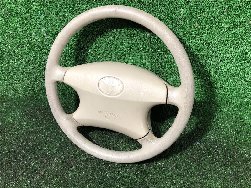 Руль Toyota Vista SV50 3SFE (б/у)