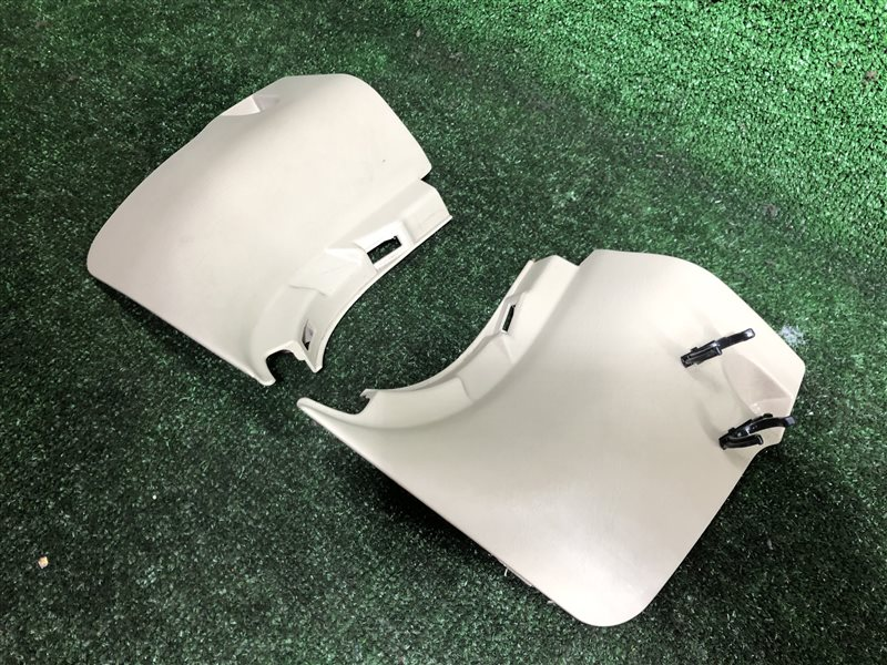 Обшивка салона Toyota Vista Ardeo SV55 AZV50 AZV50G AZV55 AZV55G SV50 SV50G SV55G ZZV50 ZZV50G 3SFE передняя нижняя (б/у)