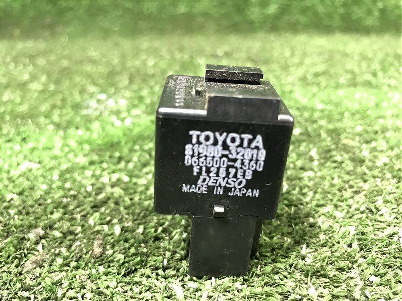 Реле Toyota Corolla AE110 AE100 AE100G AE101 AE101G AE102 AE104 AE104G AE109 AE109V AE111 AE112 AE114 EE101 EE102 EE102V EE103 EE103V (б/у)