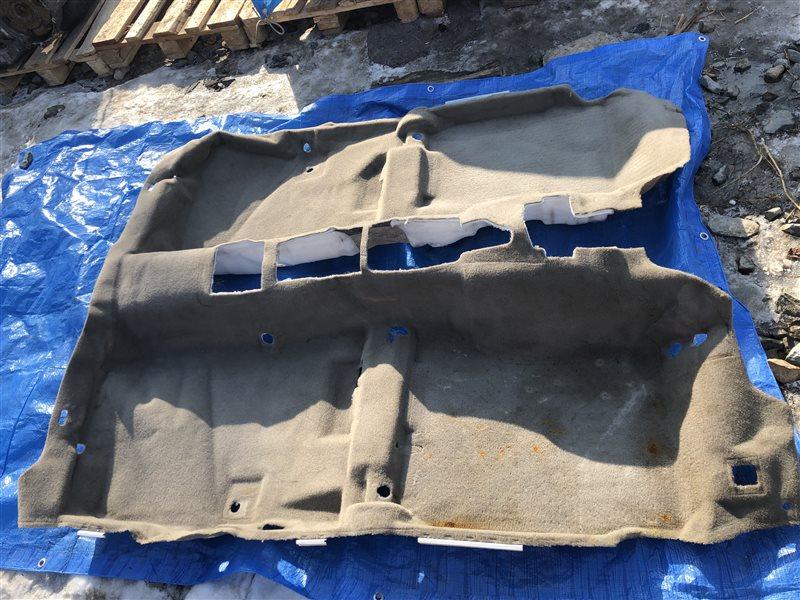 Ковер пола Nissan Laurel HC35 GC35 GCC35 SC35 RB20DE (б/у)