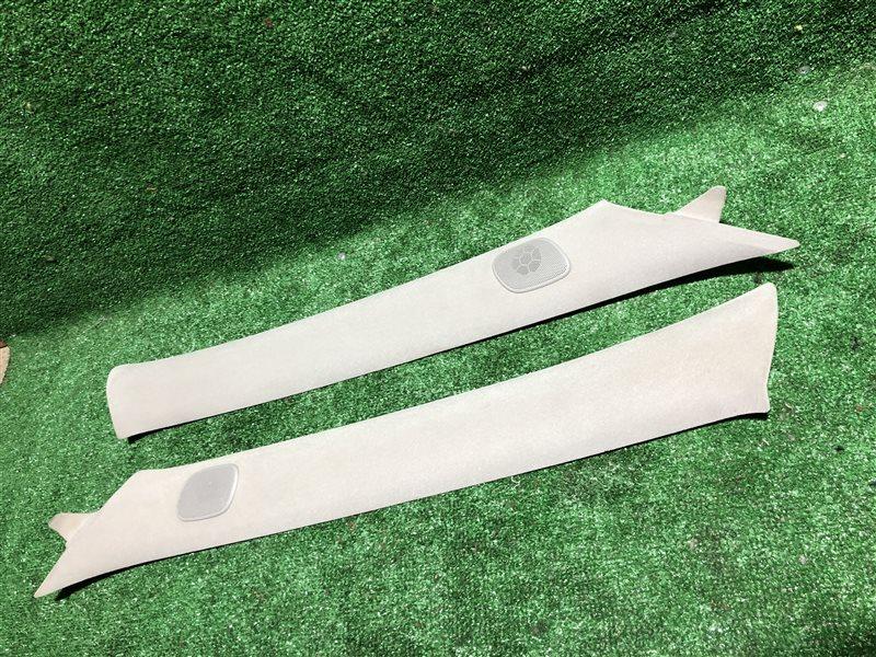 Обшивка салона Nissan Laurel HC35 GC35 GCC35 GNC35 SC35 RB20DE передняя (б/у)