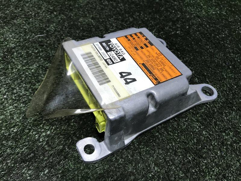 Блок управления airbag Toyota Corolla CDE120 1ZZFE 2003 (б/у)
