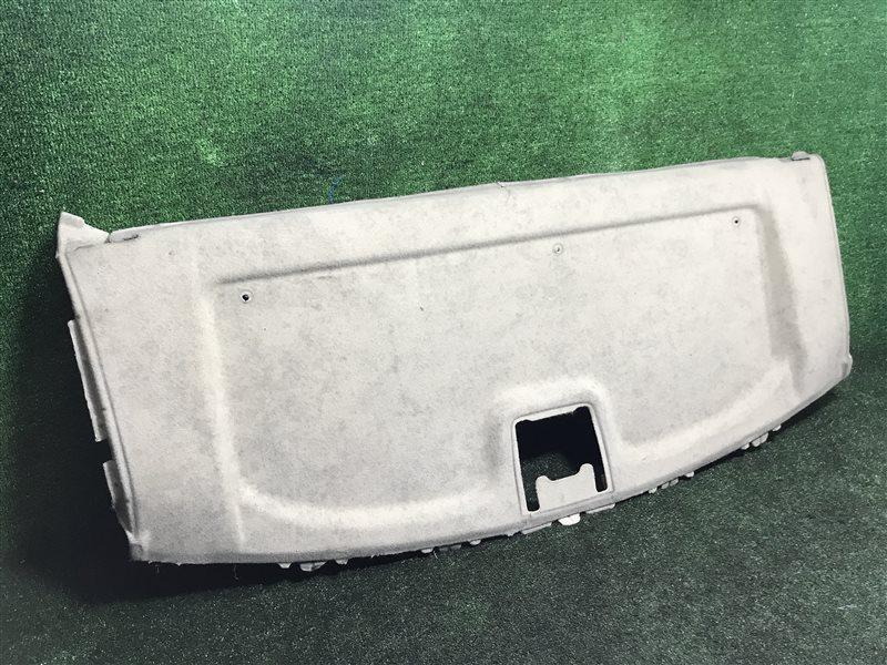 Полка салона Toyota Corolla CE120 1ZZFE (б/у)