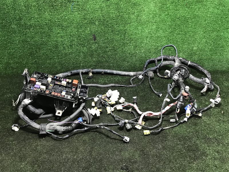 Коса под капот Toyota Land Cruiser Prado VZJ120 5VZFE (б/у)