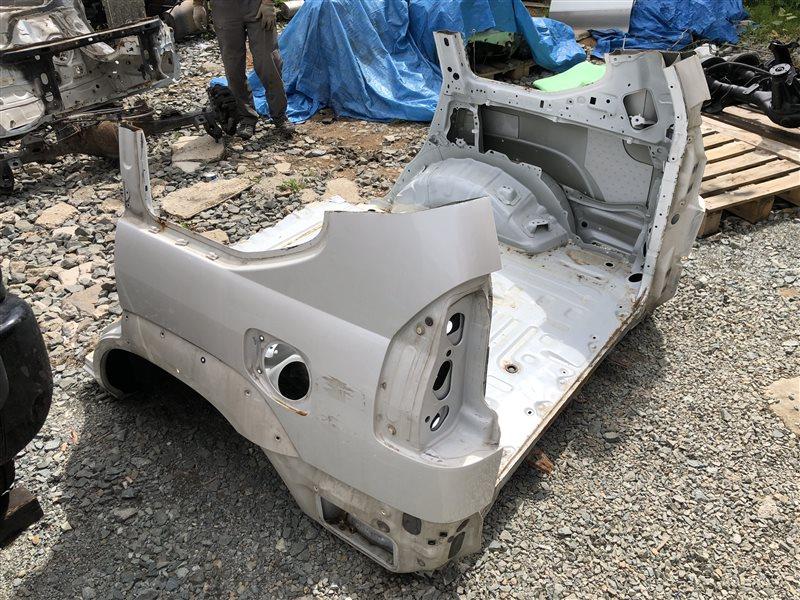 Задняя часть автомобиля Toyota Land Cruiser Prado VZJ120 GRJ120 GRJ120W GRJ121 GRJ121W KDJ120 KDJ120W KDJ121 KDJ121W (б/у)