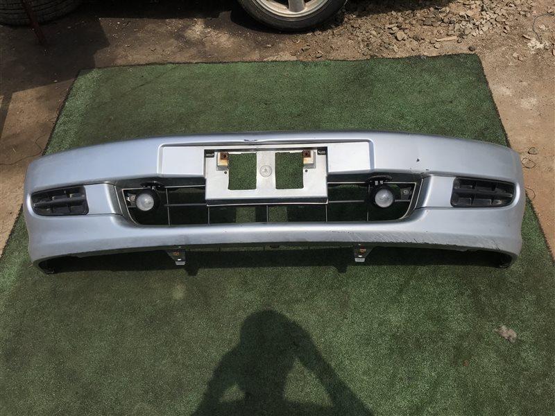 Бампер Toyota Ipsum CXM10 3SFE 1997 передний (б/у)