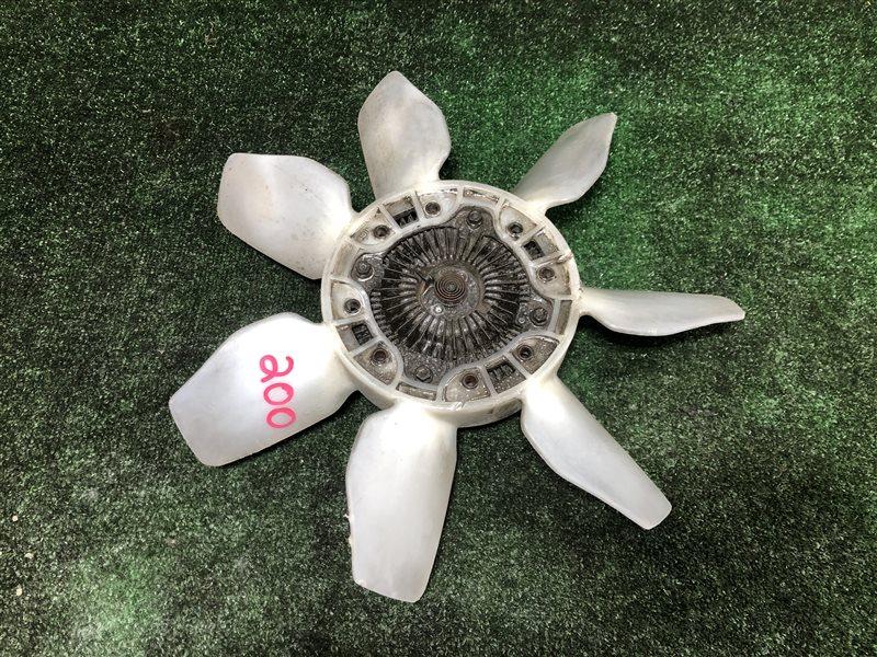 Вискомуфта Toyota Hilux Surf KDN185W 1KZTE (б/у)