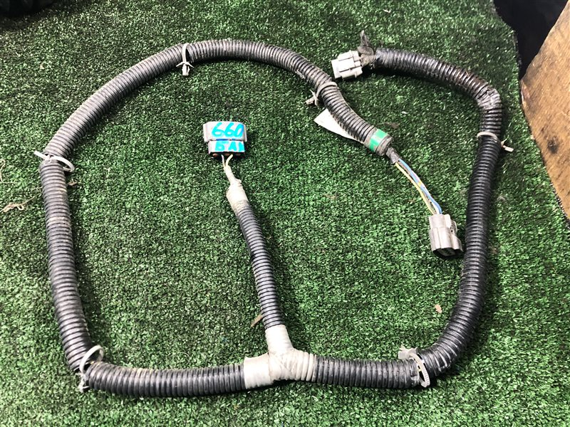 Коса топливного бака Nissan Presage NU30 KA24DE 2000 (б/у)