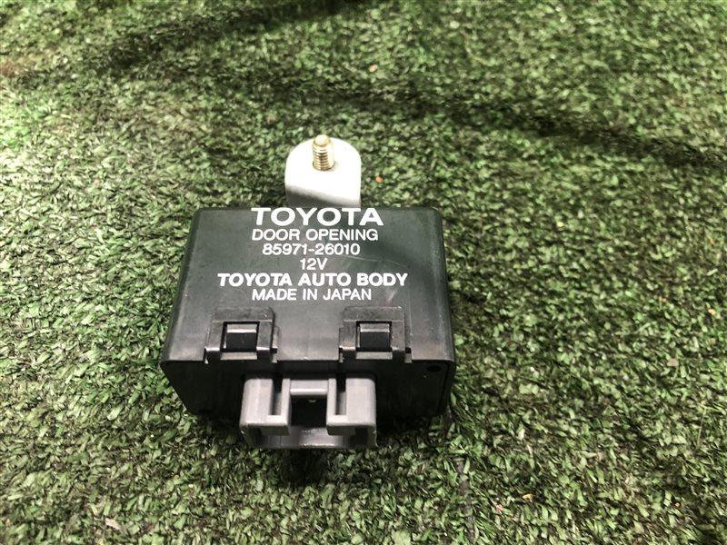 Блок управления дверьми Toyota Grand Hiace KCH10 (б/у)