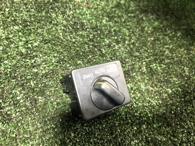 Кнопка включения 4wd Nissan Terrano LR50 (б/у)